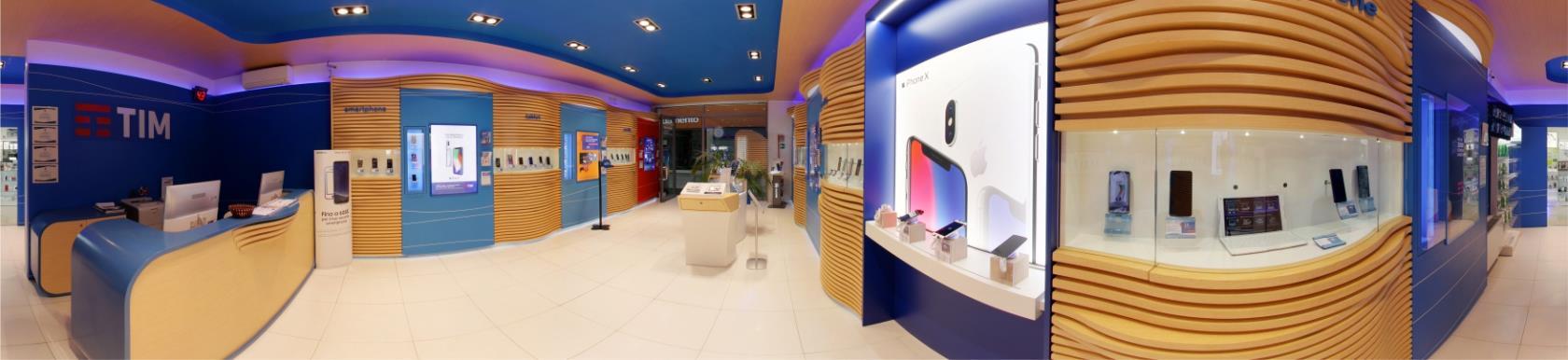Centro TIM Mondial Toys