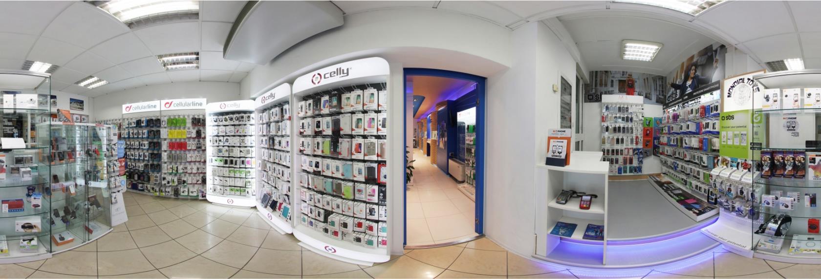 Mondial Toys Centro TIM