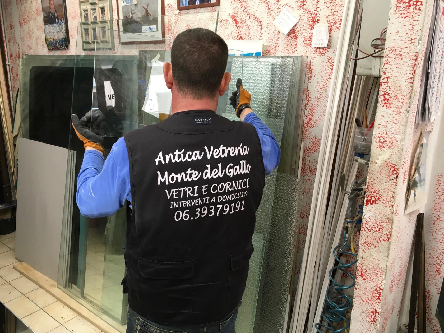 riparazione vetri roma centro