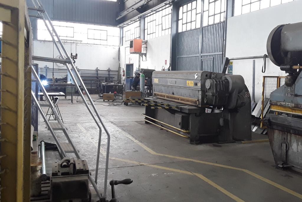 Lavorazioni Meccaniche Officina Meccanica Nottoli a Capannori Lucca