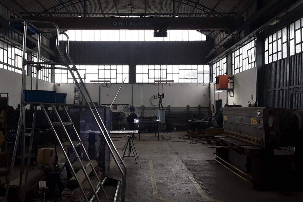 Officina Meccanica Nottoli a Capannori Lucca