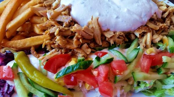 kebab al piatto gorizia