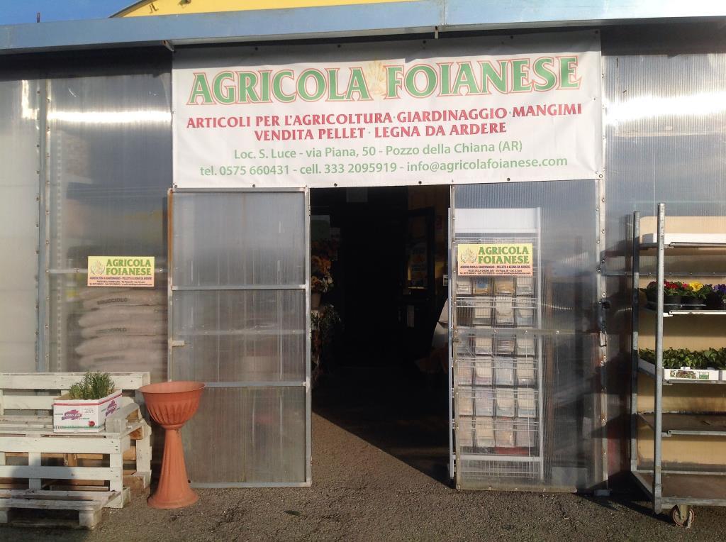 Agricola Foianese negozio prodotti agricoli
