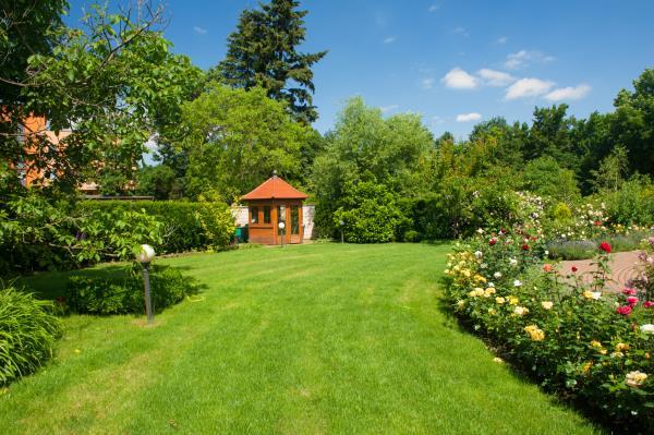 Giardino Noi per Voi a Gallarate Varese