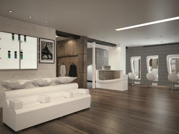 progettazione saloni per parruchiere bergamo