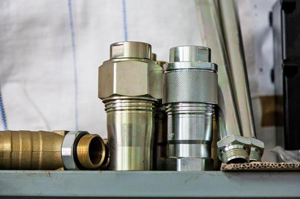 componentistica per pneumatica