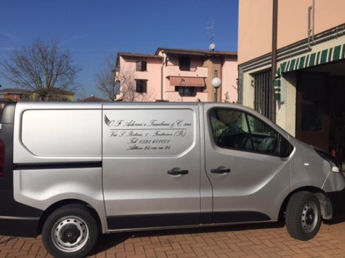 Trasferimenti Salme Onoranze Funebri Adorni e Tambini a Fontevivo Parma