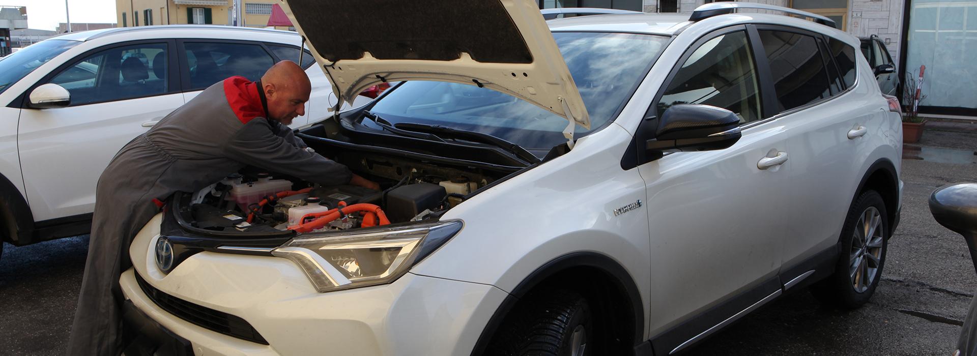 Installazioni GPL Officina Auto Sprint a San Benedetto del Tronto - Ascoli Piceno
