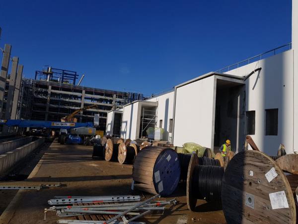 ristrutturazione fabbricati industriali Terni