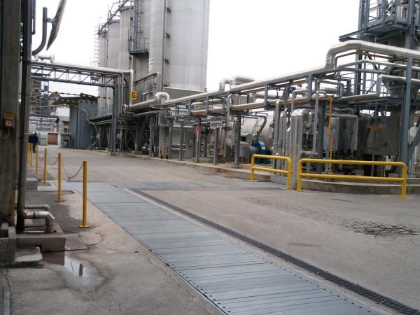 pavimenti per industrie Terni