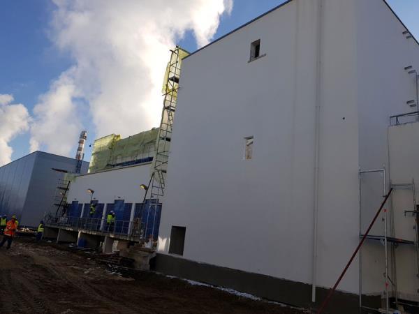 rifacimento capannoni industriali Terni