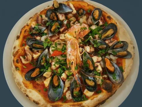 pizza alla marinara la scogliera avola siracusa