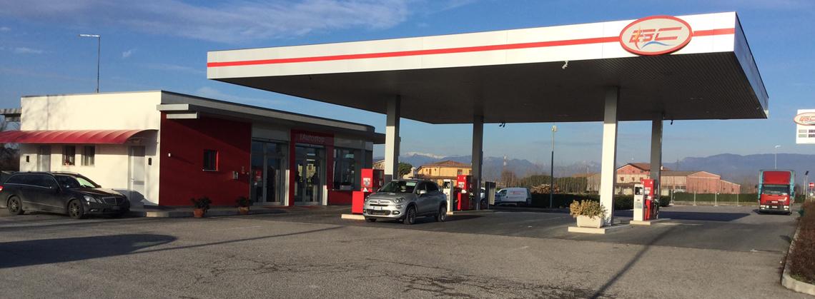 Gasolio Gardin Combustibili a Grantorto Padua