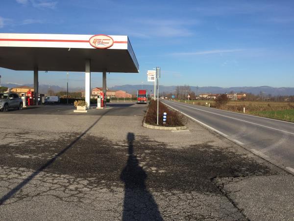 Gardin Combustibili a Grantorto Padua