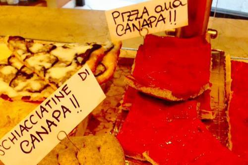 Pizza e Schiacciatine Panificio Steric a Livorno