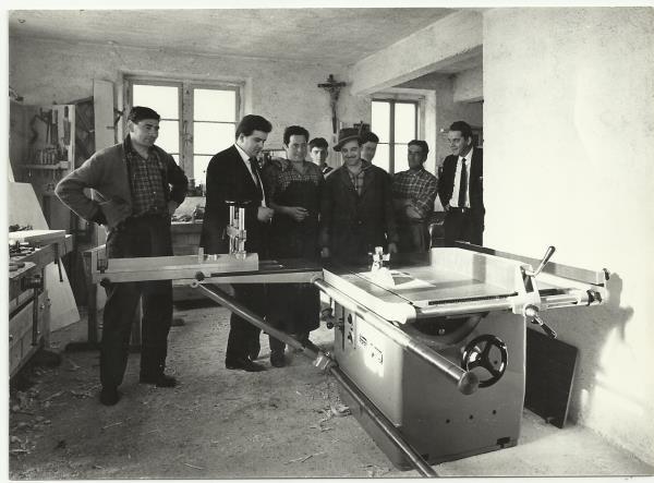 falegnameria artigianale Cortina d'Ampezzo