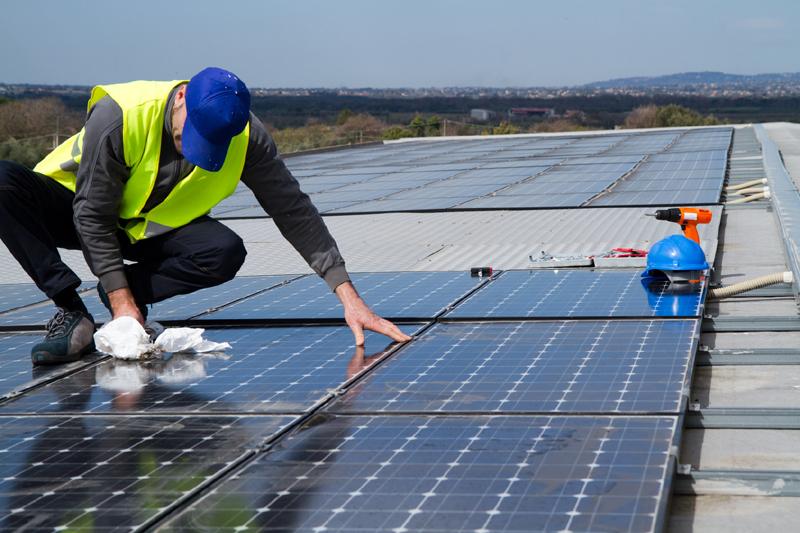 impianti fotovoltaici e di accumulo