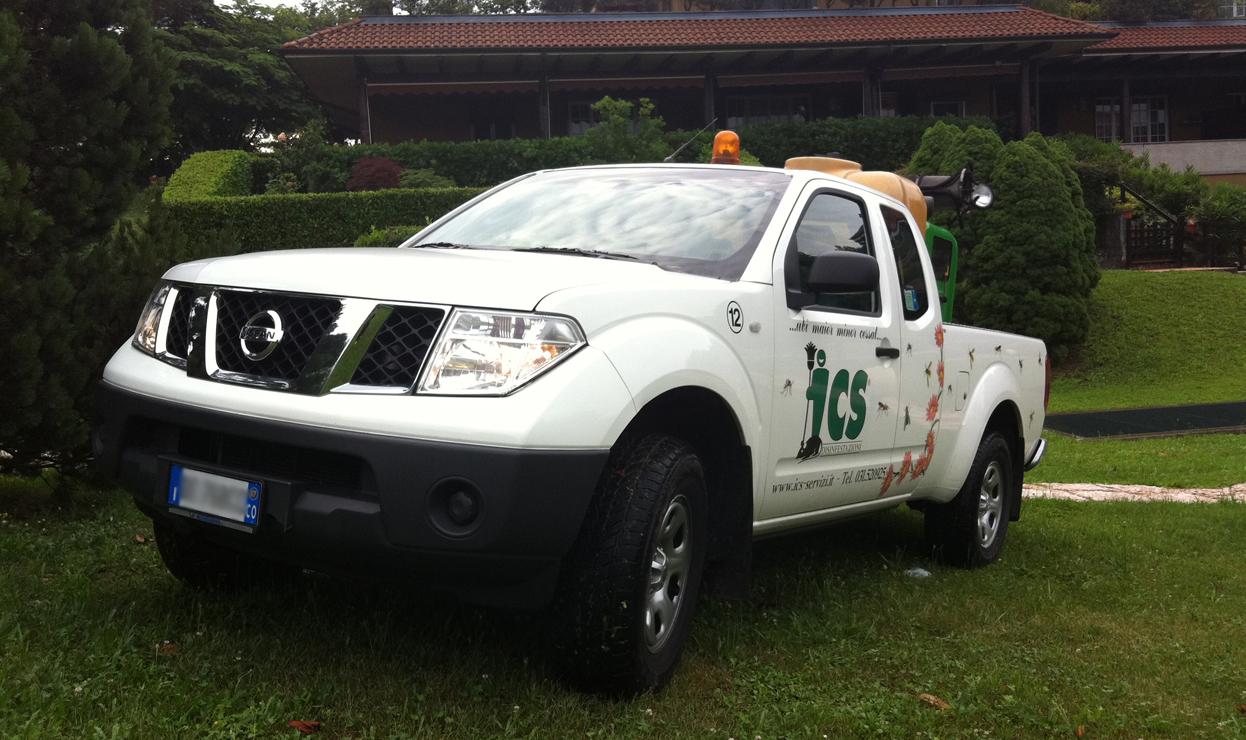 Trattamenti Fitosanitari ICS Service a Senna Comasco Como