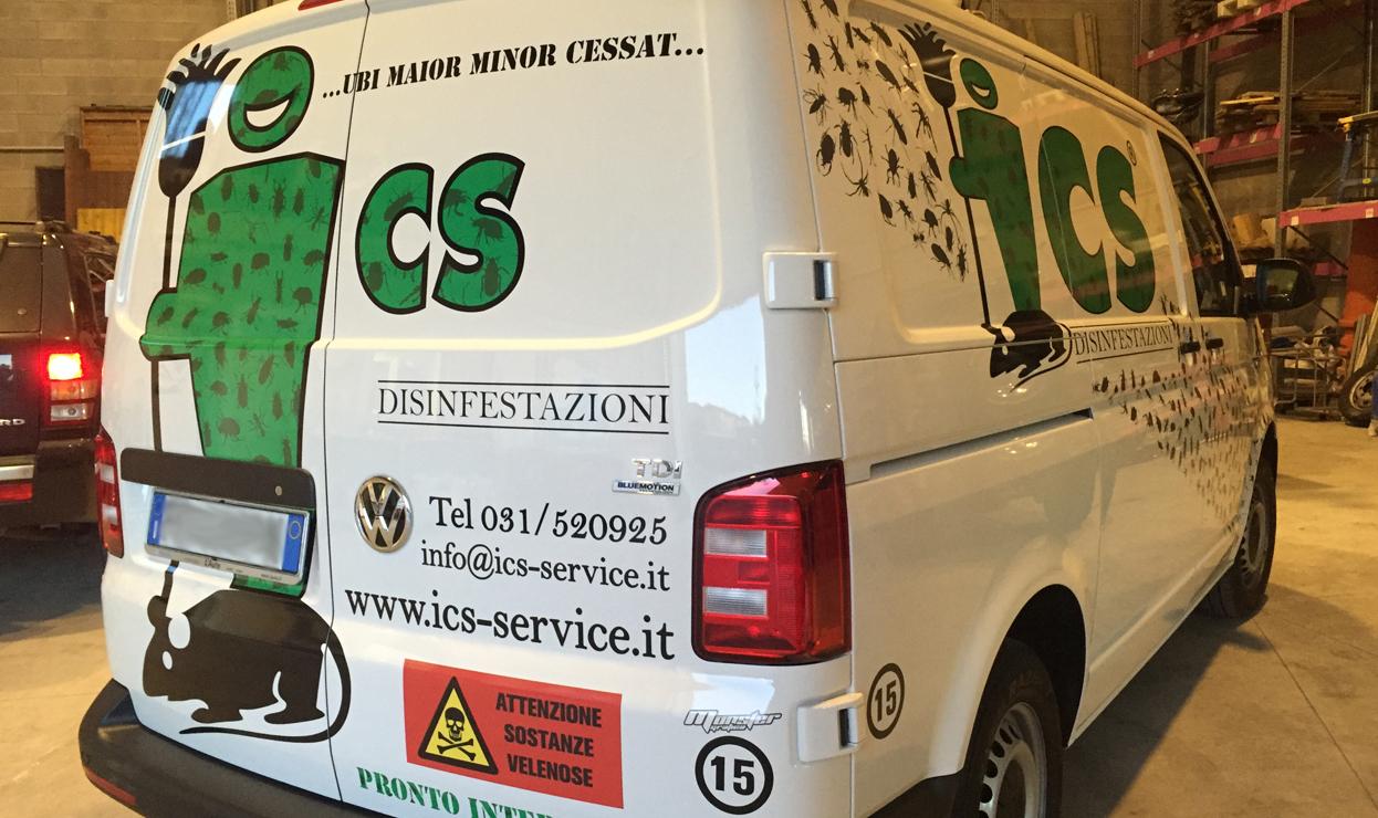 Sanificazioni ICS Service a Senna Comasco Como
