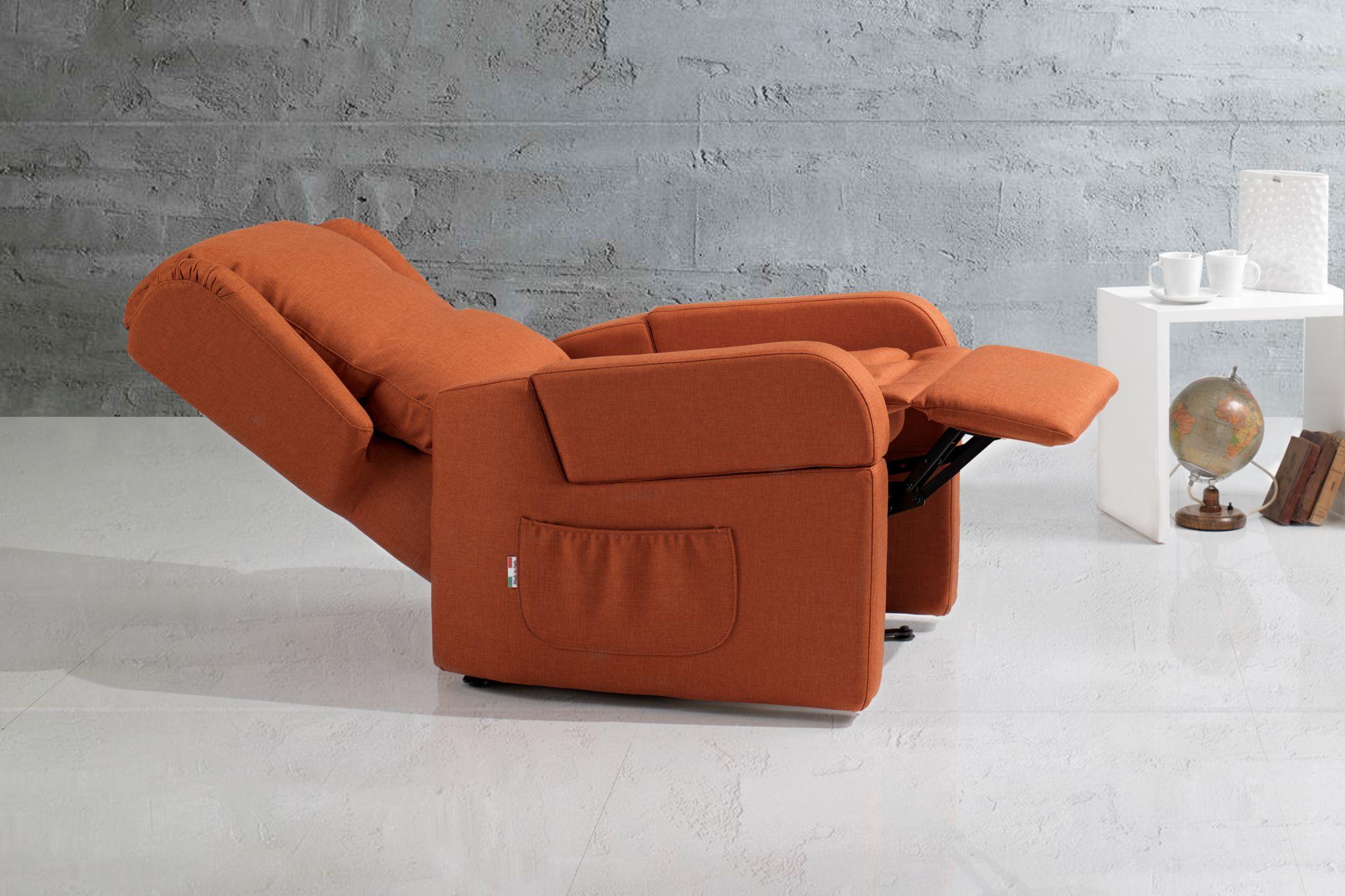 Poltrone relax reclinabili
