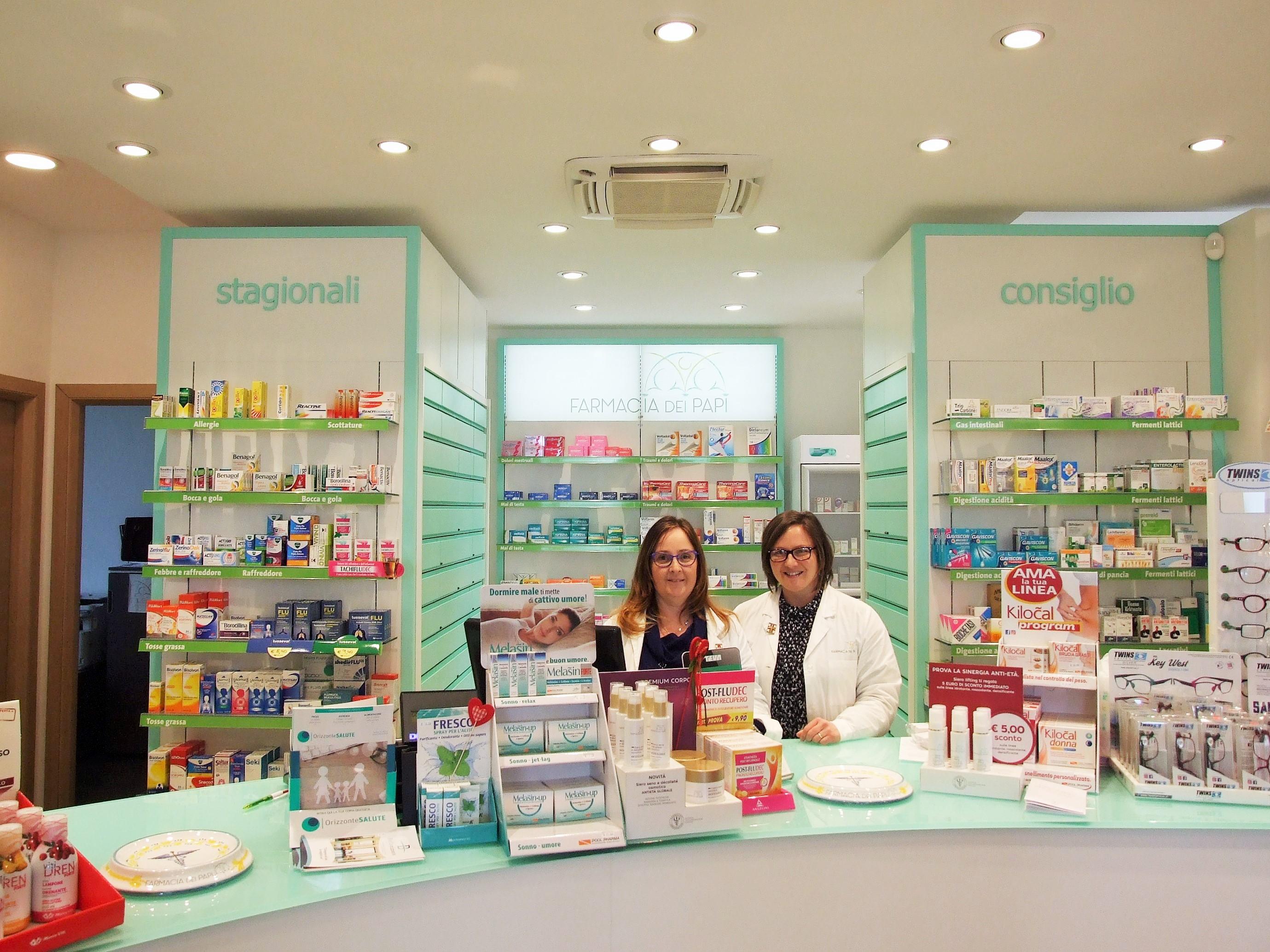 Farmacia a Viterbo