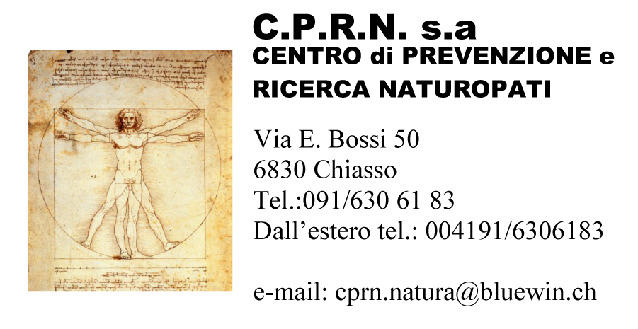C.P.R.N. S.A. a Chiasso