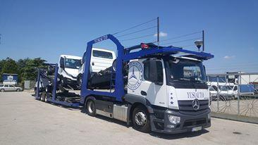 trasporto macchine in  Bulgaria