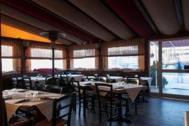 ristorante con spazio all'aperto Lido di Camaiore