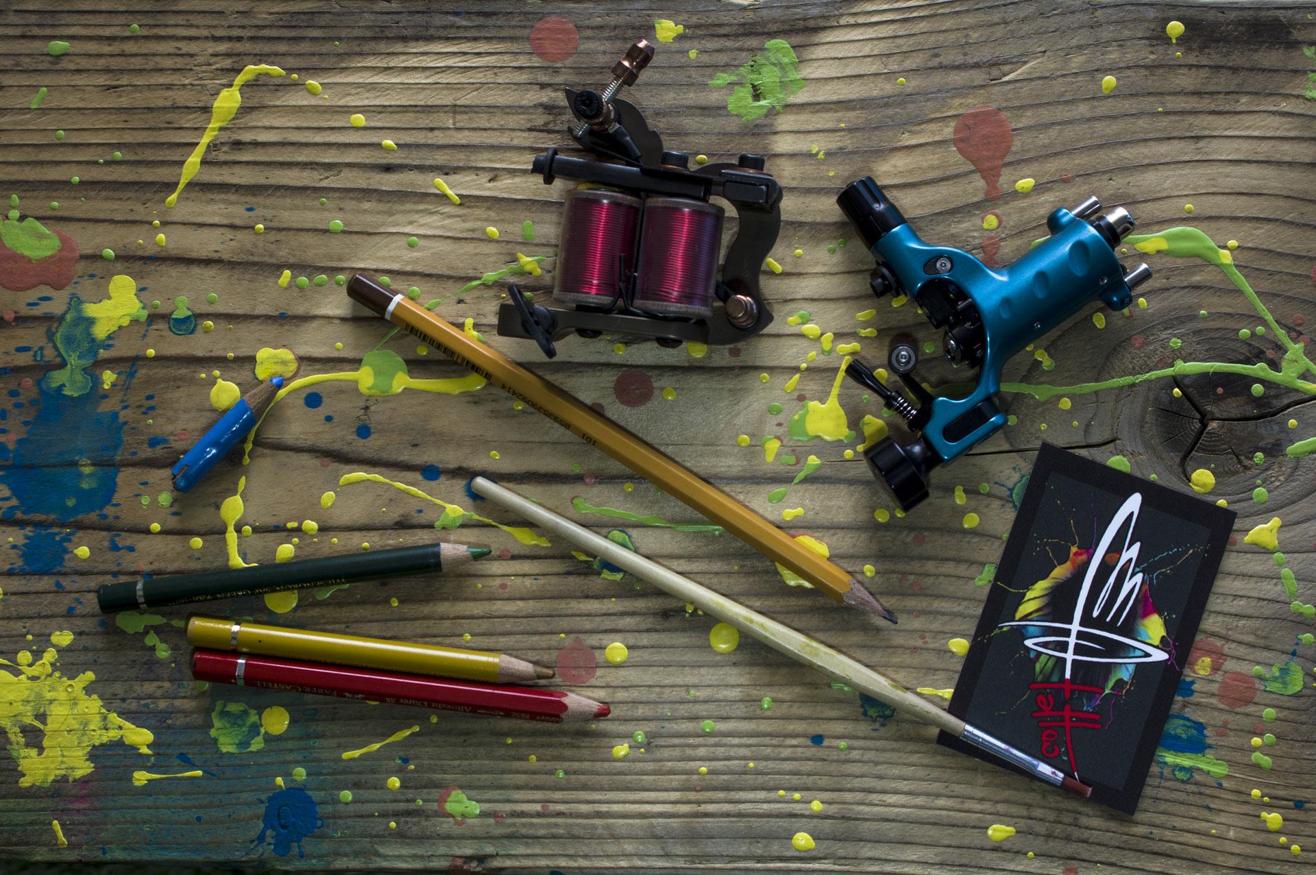 studio pittura e illustrazione - Arti Grafiche