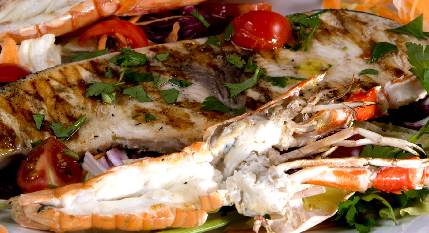 grigliata di pesce brescia