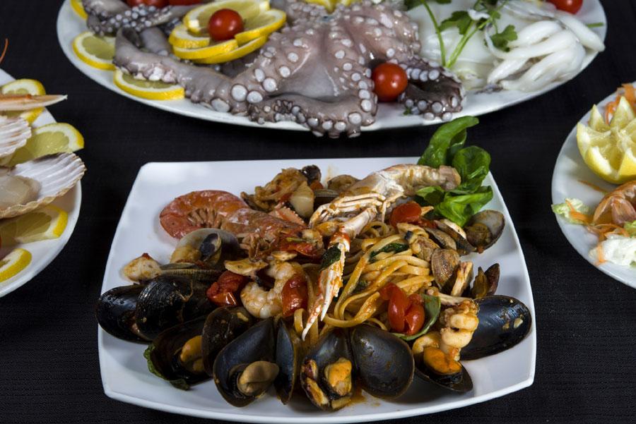 primi piatti di mare brescia