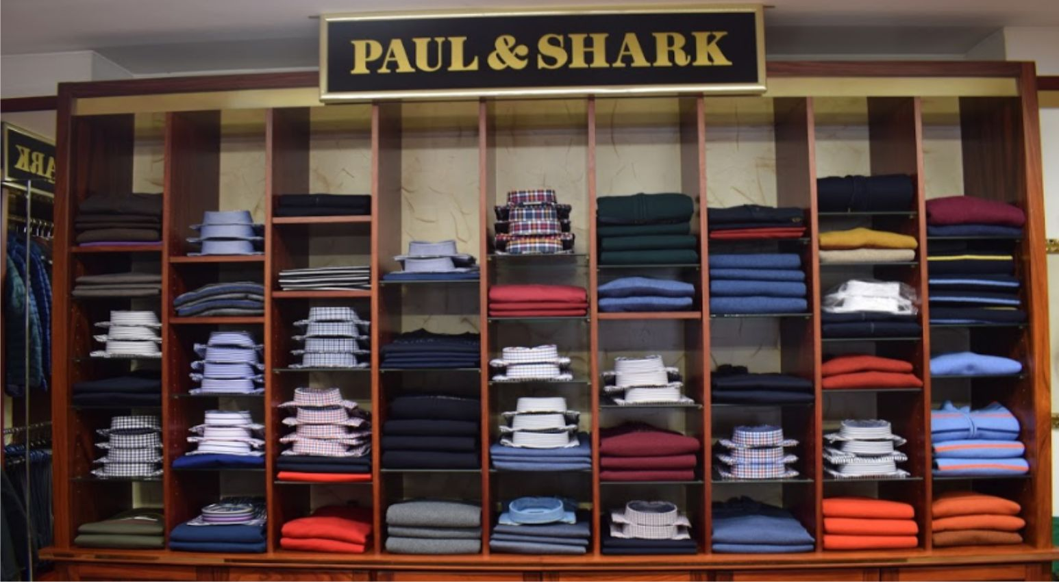 Abbigliamento Paul Shark Imperia | Boutique Imperia