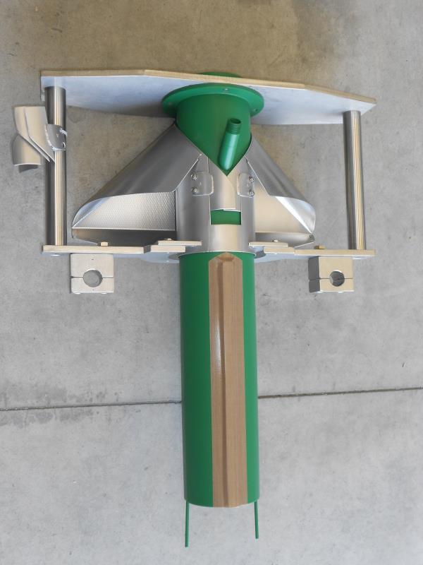 tubo per passaggio zipper bg