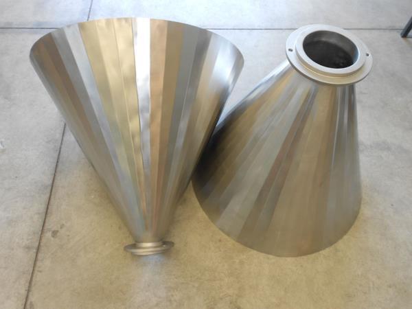 realizzazione tubi inox per packaging bergamo