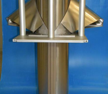 Universal forming tubes Bergamo