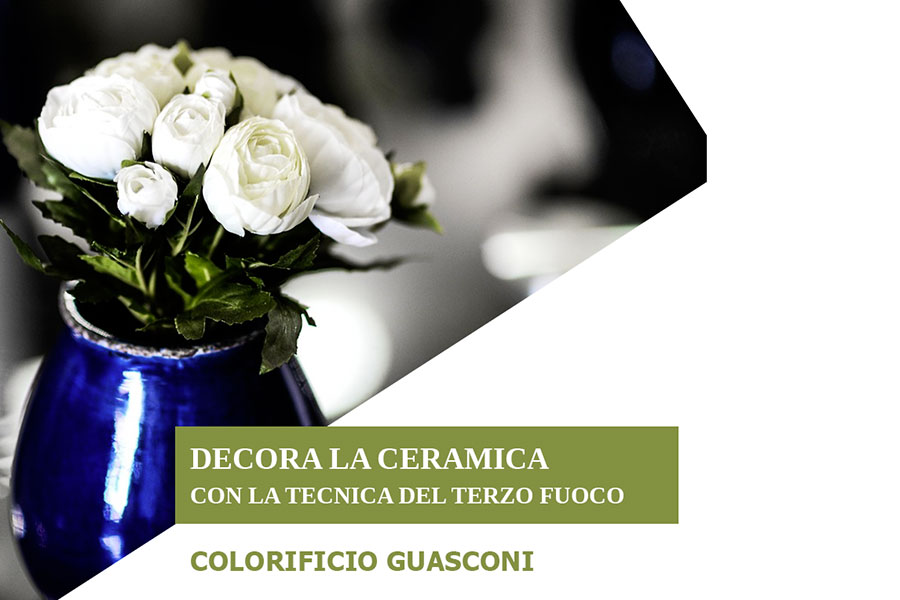 Decorazione Ceramiche Colorificio Guasconi a Pavia