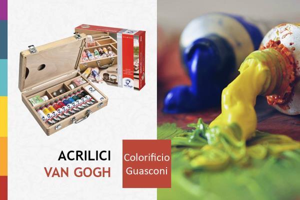 Acrilici Colorificio Guasconi a Pavia
