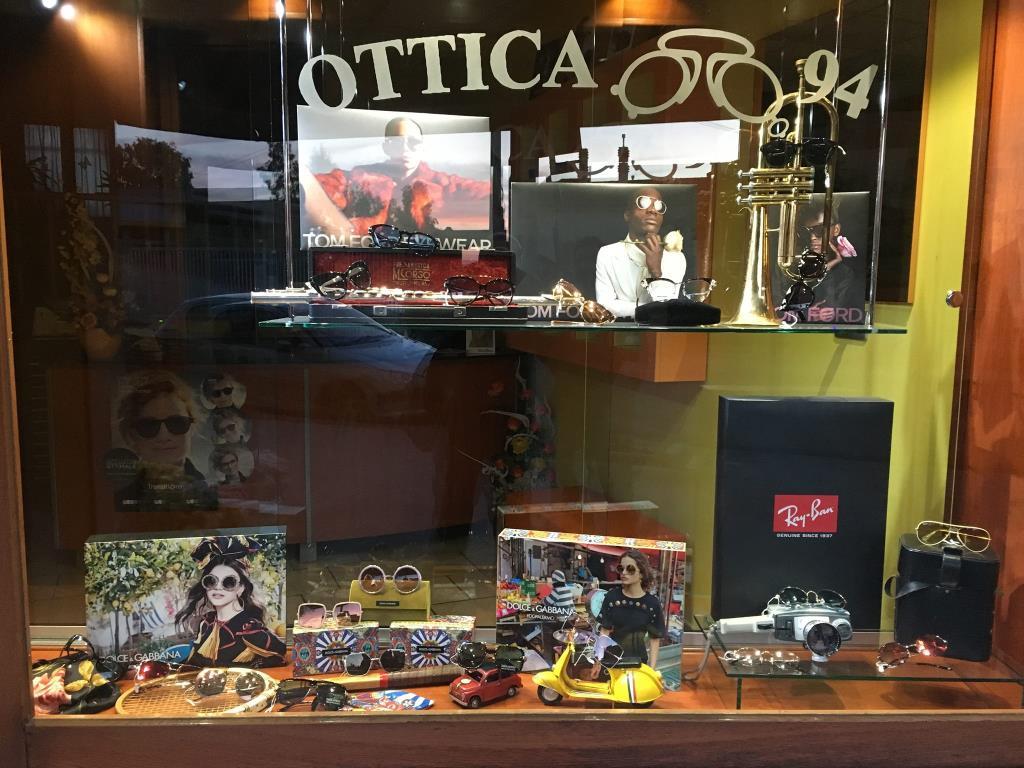 negozio di ottica Senorbì
