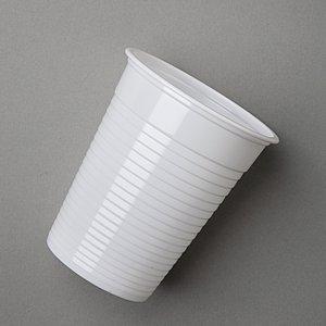Bicchiere Bianco 200 cc Paperplast a Sesto San Giovanni Milano