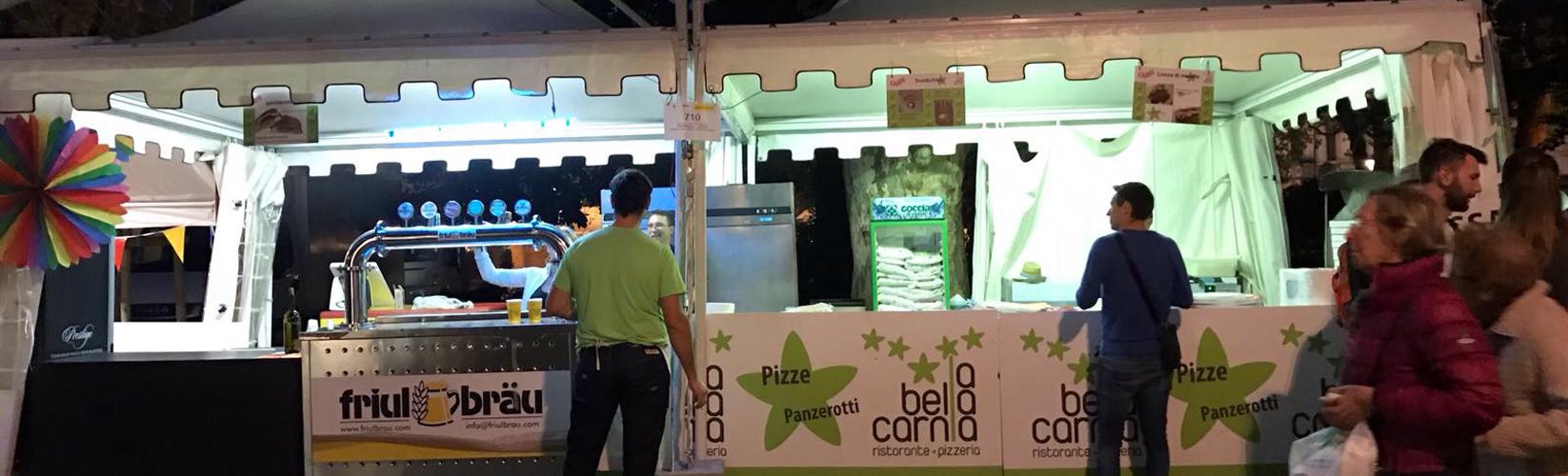 Trattoria Pizzeria la Bella Carnia a Tolmezzo Udine
