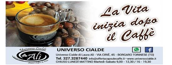 Universo Cialde a Borgaro Torinese Torino