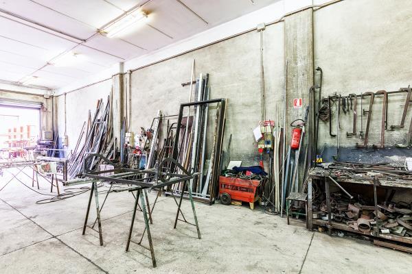 Lavorazione del Ferro Co.Fa. di Fara Costanzo a Sassari
