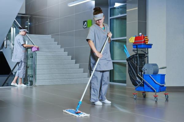 pulizia per attività commerciali guidonia