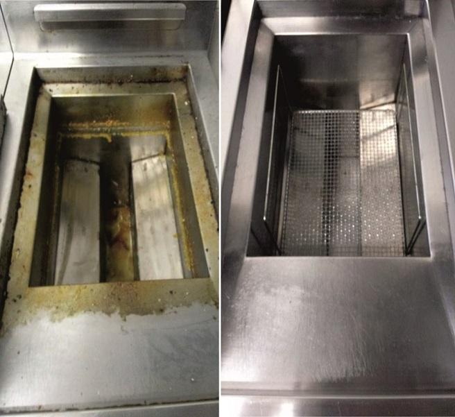 pulizia cucine industriali riese pio x