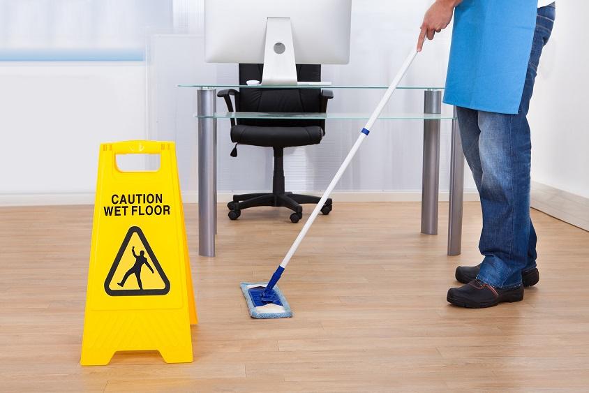 pulizia locali pubblici Riese Pio X