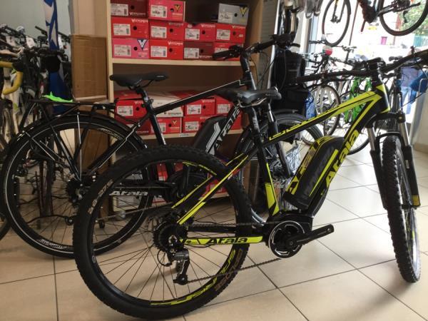 Vendita ricambi ed accessori bici pescara