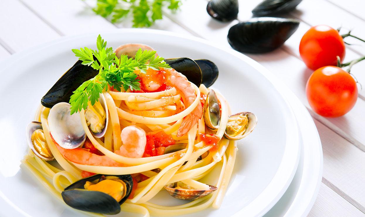 Specialità di Pesce Ristorante Nettuno a Montemiletto Avellino