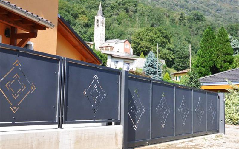 Cancelli Protafer di Giampiero Protasi a Foligno Perugia
