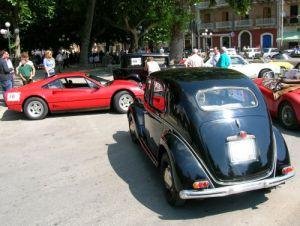 restauro auto storiche vicenza