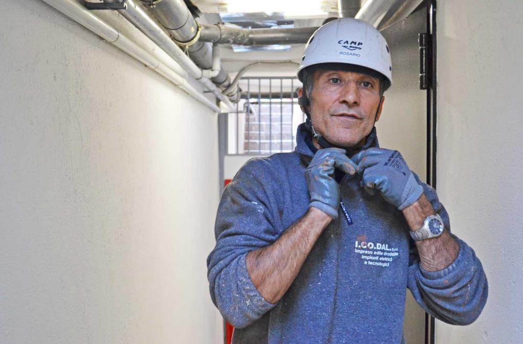 Impianti elettrici e tecnologici Palermo